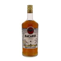 Bacardi 4 Anos - Bahamas - 1l - 40°