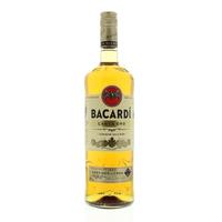 Bacardi Carta Oro - Cuba - 1l - 40°