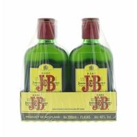 J&B Rare - Ecosse - Blended - Non Tourbé - 6 x 20 cl - 40°