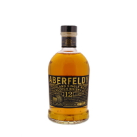 Aberfeldy 12 Years - Ecosse - Single Malt - Non Tourbé - 70cl - 40°