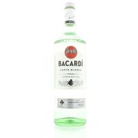 Bacardi Carta Blanca - Cuba - 3l - 37.5°