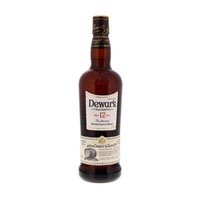 Dewar's 12 Years Double Aged - Ecosse - Blended - Non Tourbé - 70cl - 40°