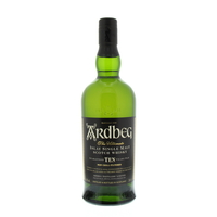 Ardbeg 10 Years - Ecosse - Single Malt - Très Tourbé - 70cl - 46°