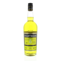 Chartreuse Jaune - France - 70cl - 40°