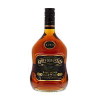 Appleton Estate Rare Blend 12 Years - Jamaique - 70cl - 43°