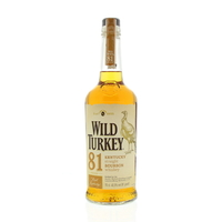Wild Turkey 81 Proof - Etats-Unis - Non Tourbé - 70cl - 40.5°