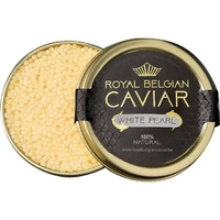 ROYAL BELGIAN CAVIAR - WHITE PEARL