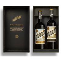 Coffret (Espagne) de 2 bouteilles : Lopez de Haro