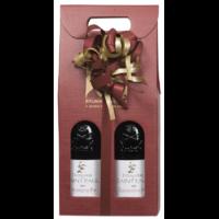 Coffret (Rhône) de 2 bouteilles Châteauneuf du Pape Domaine St Paul