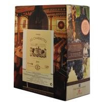 Cubi de qualité - Château Les Charmettes - Bordeaux Supérieur - 3L - ROUGE - 2014