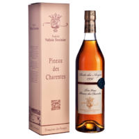 Pineau des Charentes Blanc Reste des Anges 1997 -Vallein-Tercinier