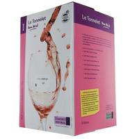 IGP Côtes Catalanes - Cubi de qualité - Le Tonnelet - 5L - Domaine Dom Brial - ROSE
