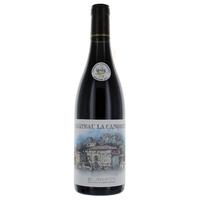 Luberon Rouge - Château de la Canorgue - 2015 - BIO