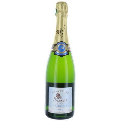 Champagne de Sousa Tradition Brut
