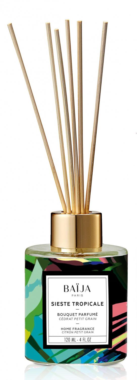 Bouquet parfumé Baija - Cédrat et Petit Grain - Sieste tropicale