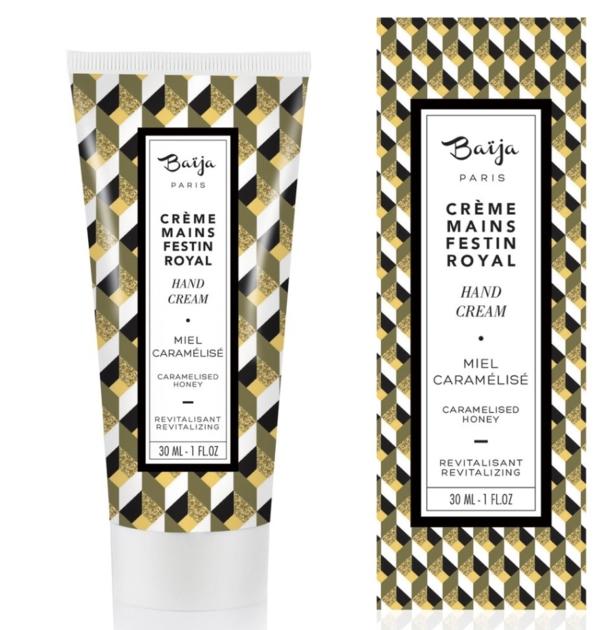 Crème mains Baija - Miel caramélisé - Festin Royal