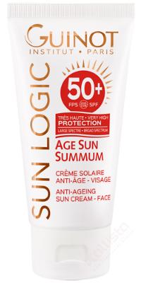creme-solaire-guinot-spf50-visage-age-sun-summum-logic