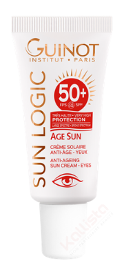 creme-solaire-yeux-guinot-spf50-age-sun-logic