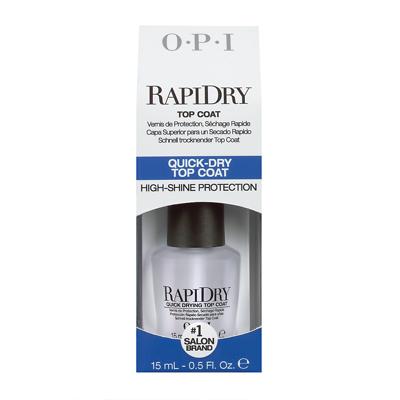 Sécheur de vernis Rapid dry top coat OPI