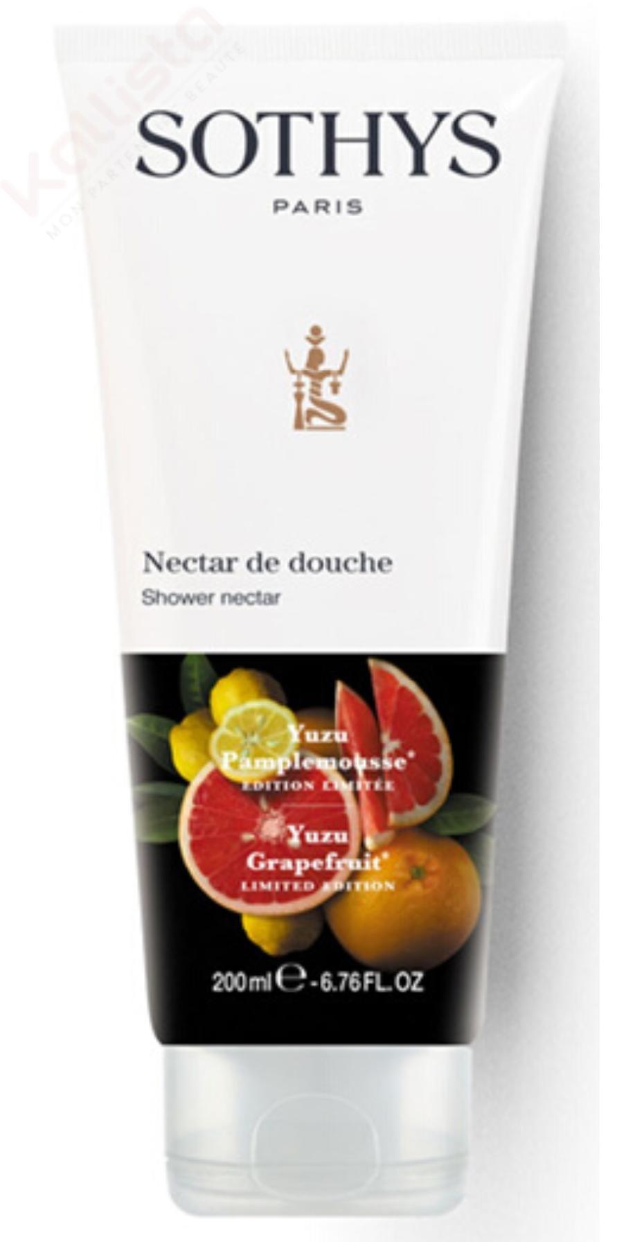 nectar-gel-douche-sothys-yuzu-pamplemousse