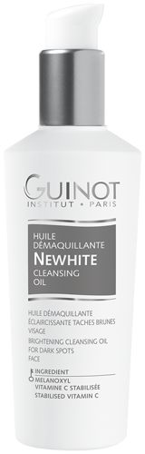 Huile démaquillante Newhite anti-taches Guinot