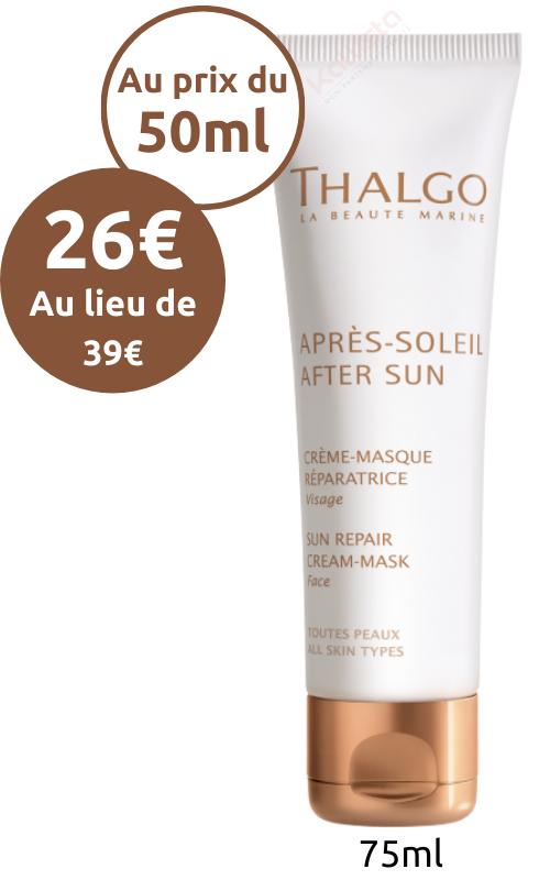 Crème Masque Réparatrice Thalgo