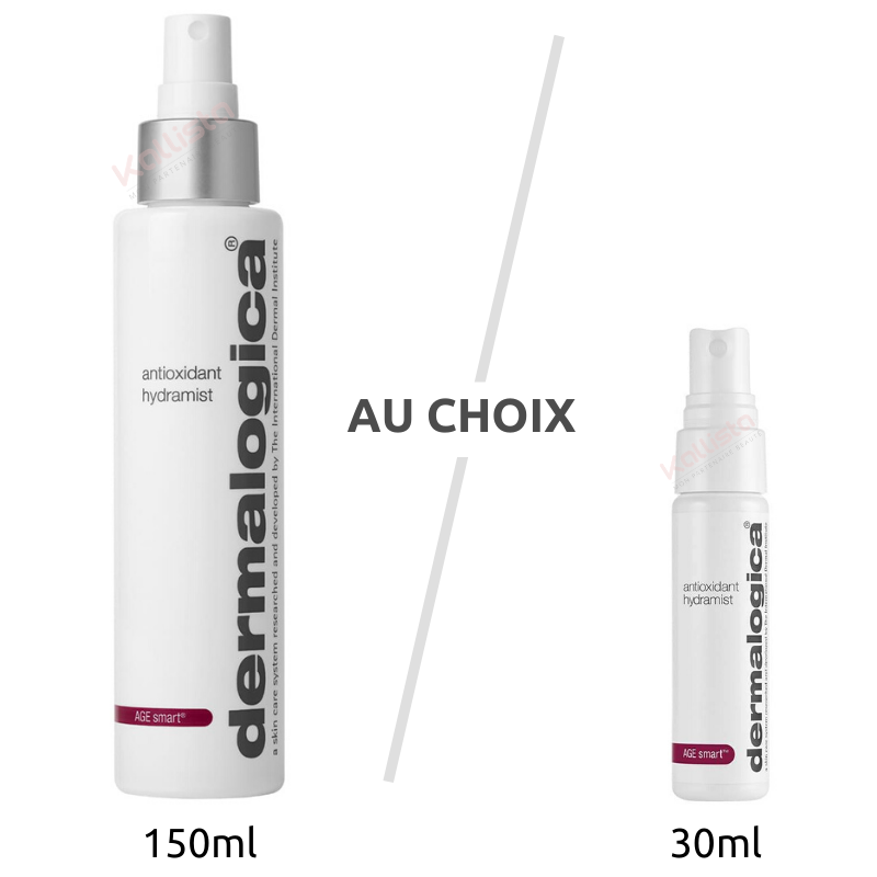 Antioxidant Hydramist Dermalogica : brume hydratante antioxydante anti-âge