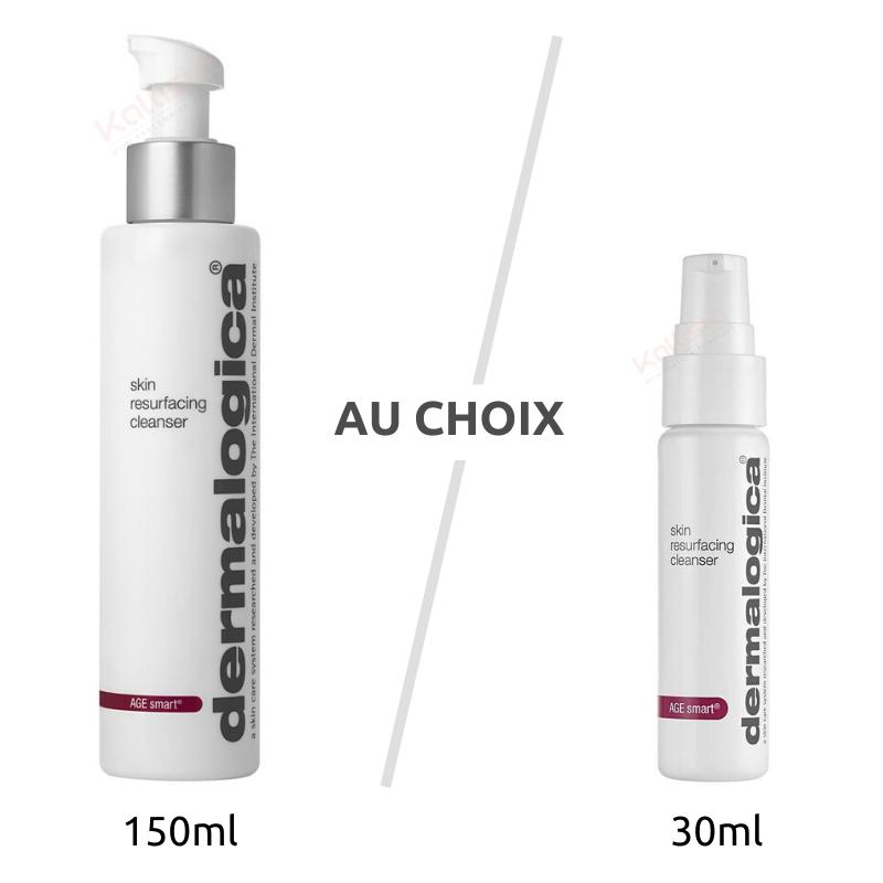 Skin Resurfacing Cleanser Dermalogica : nettoyant restructurant anti-âge