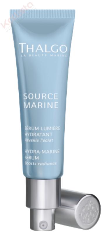 Sérum Lumière Hydratant Thalgo : réveille l\'éclat, toutes peaux - Source marine