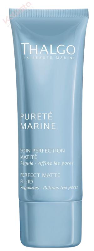 Thalgo Pureté Marine Soin Perfection Matité - Régule, affine les pores, peaux mixtes à grasses