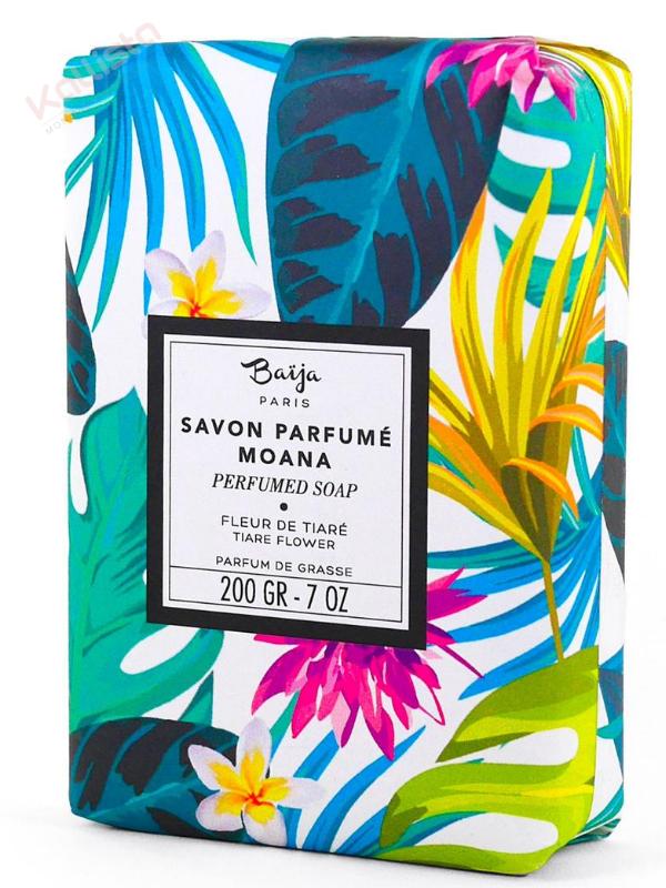 Savon Solide Moana - Baija - Fleur de Tiaré