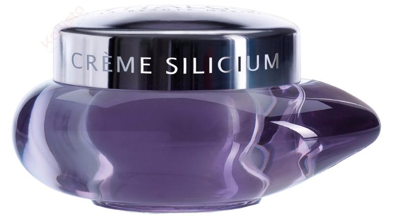 Crème silicium Thalgo : correction rides, effet lifting, peaux normales à sèches