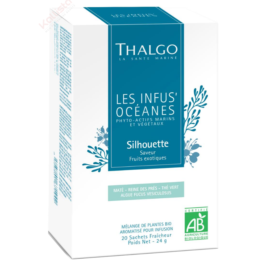 Infus\'Océanes Bio Silhouette Thalgo - Saveur fruits exotiques