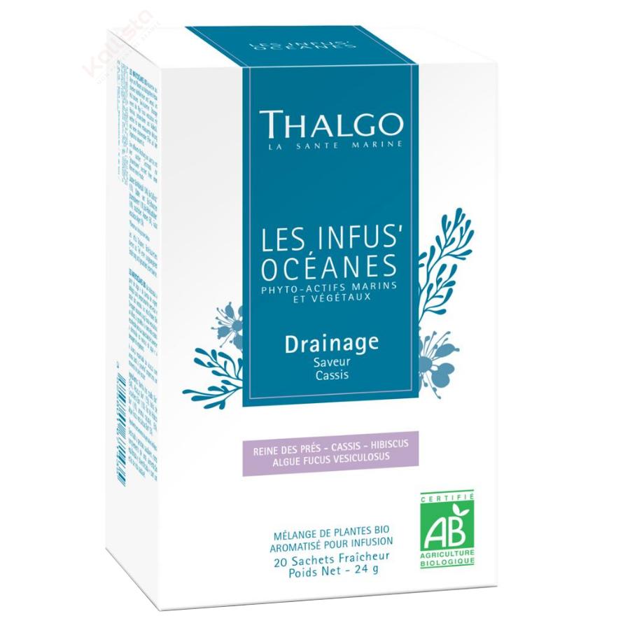 Infus\'Océanes Bio Drainage Thalgo - Saveur cassis