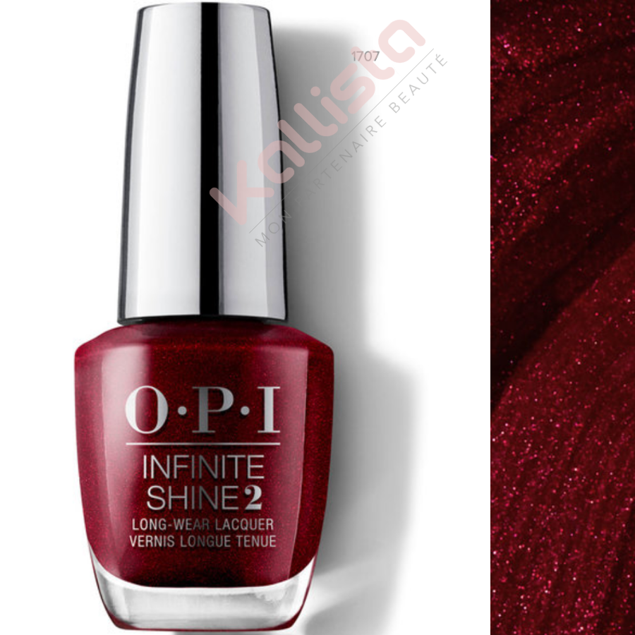 I\'m not really a waitress OPI - Infinite shine