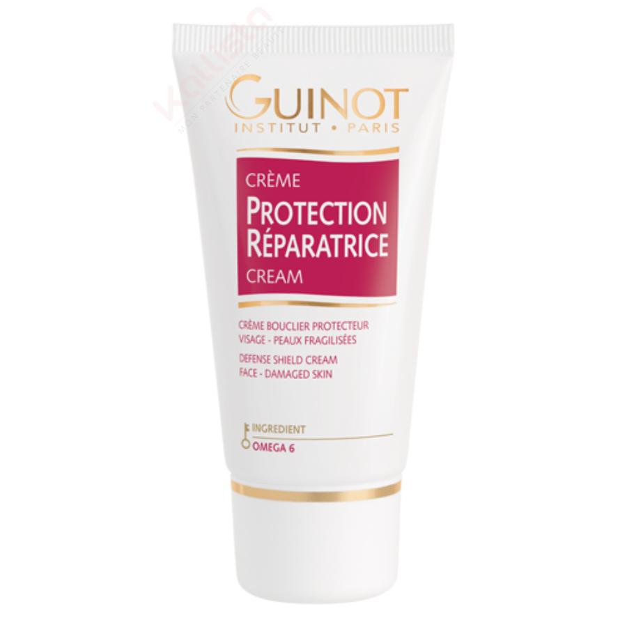 Crème Protection Réparatrice Guinot - Soin apaisant peau sensible