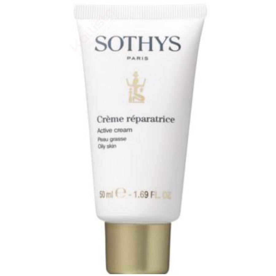 Crème réparatrice Sothys - Crème 100% peau grasse