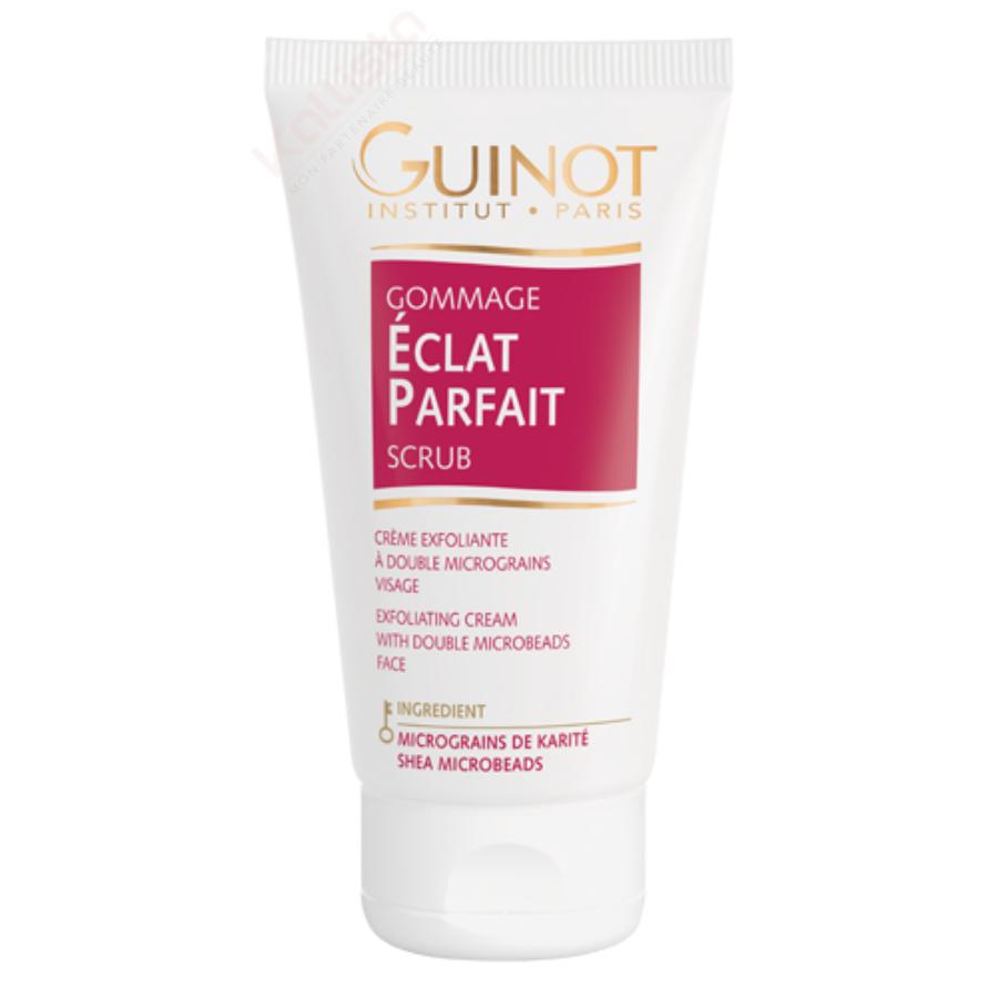 Gommage Éclat Parfait Guinot - Crème exfoliante à double micrograins visage