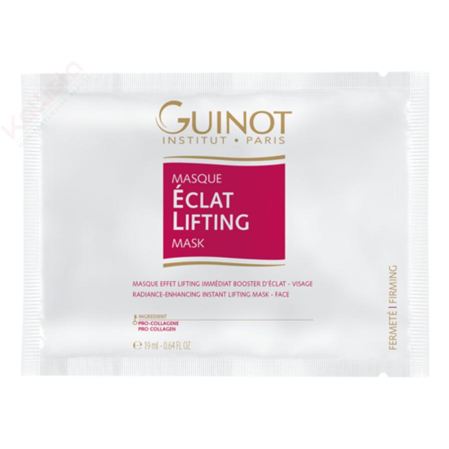 Guinot masque Éclat Lifting - Masque tissu à effet lift immédiat