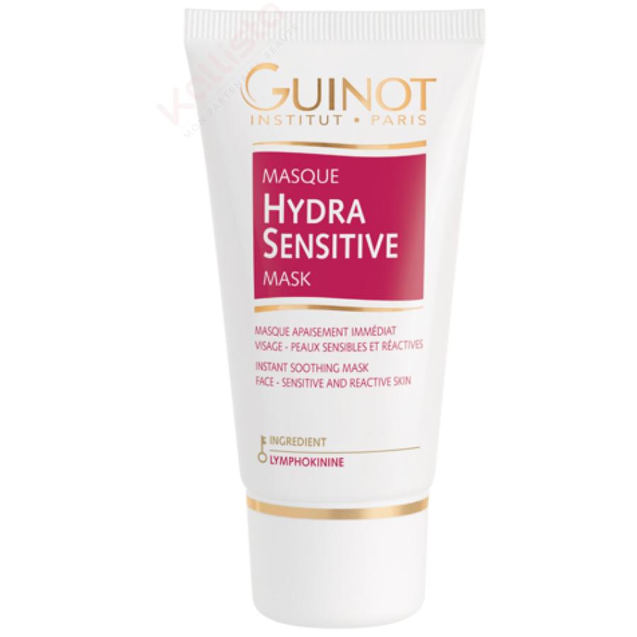 Masque Hydra Sensitive Guinot - Apaisant des peaux fragilisées
