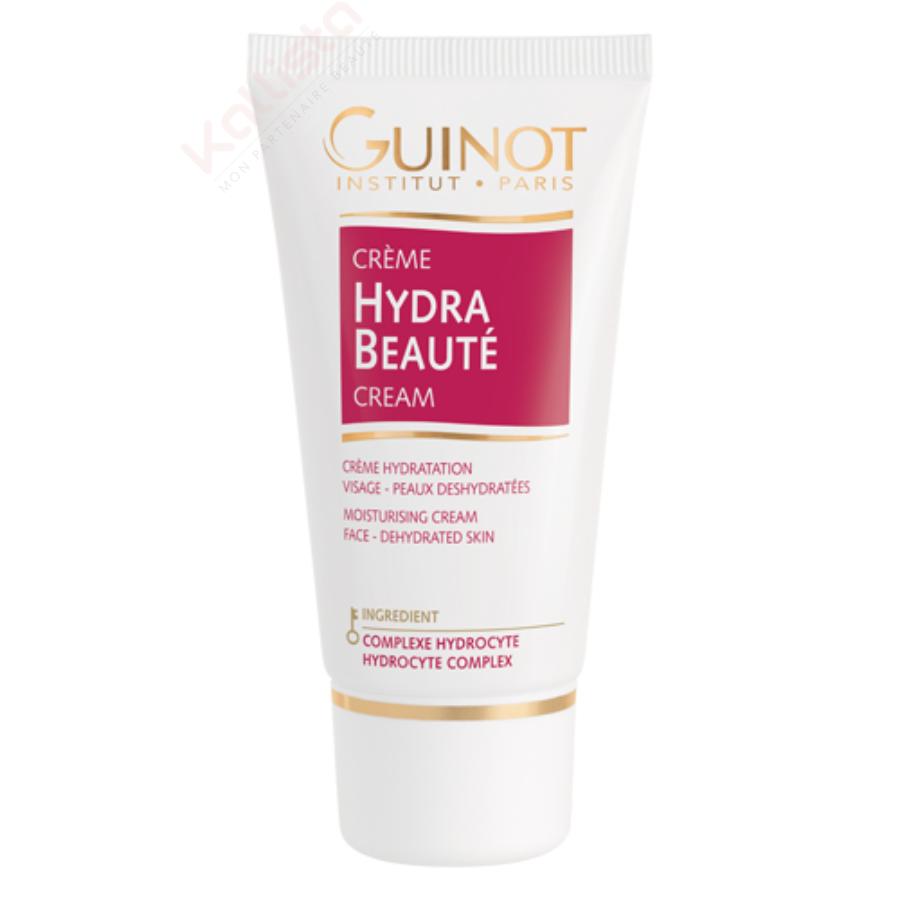Crème Hydra Beauté Guinot - Soin visage réparateur hydratant