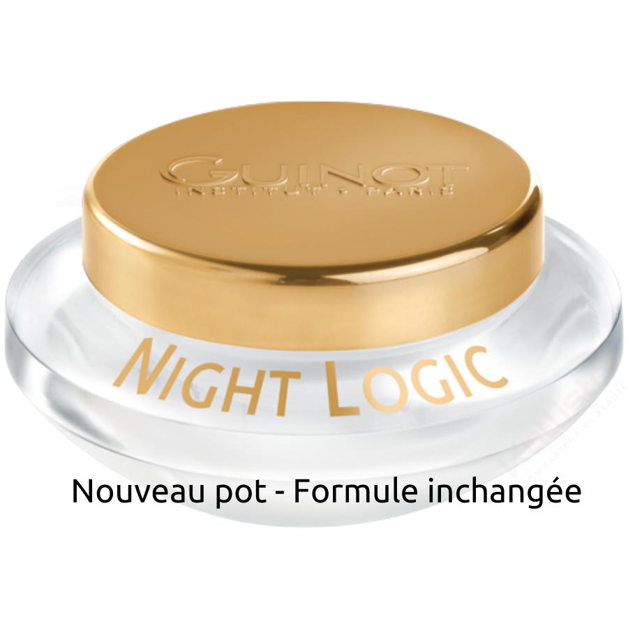 Crème de nuit Guinot - Night Logic