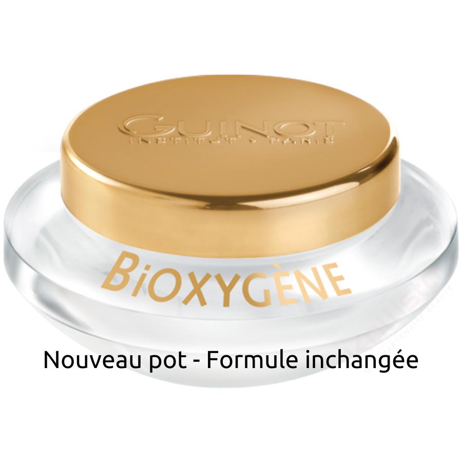 Crème Bioxygène Guinot - Oxygénante bol d\'air frais