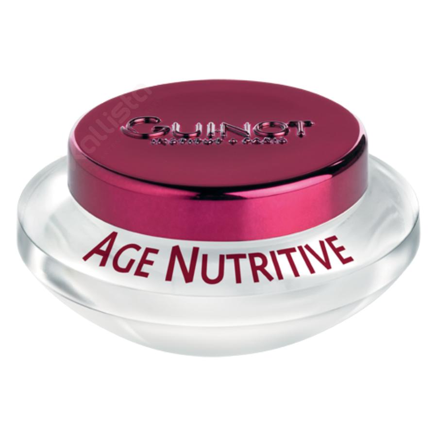 Âge nutritive Guinot - Crème visage anti-âge premium peaux sèches