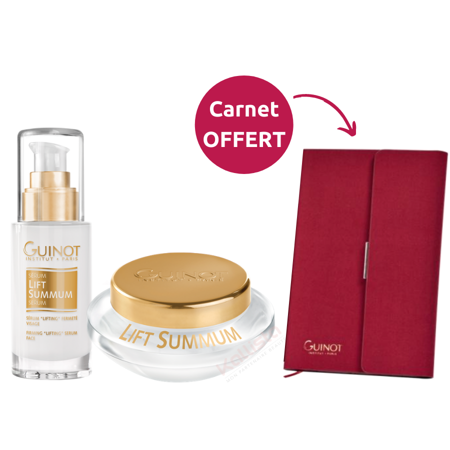 Pack Lift Summum Guinot : sérum et crème Lift Summum