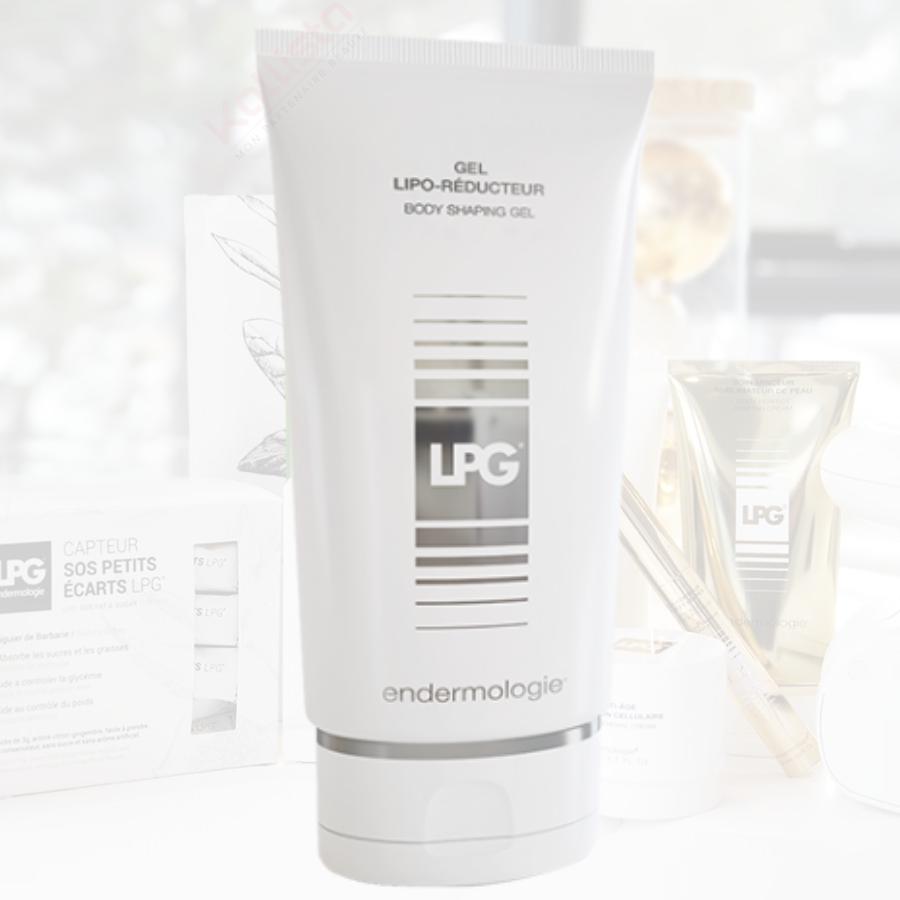 Crème LPG lipo réducteur - Texture Gel