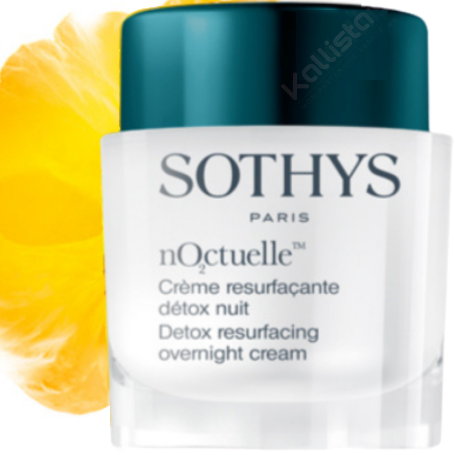Noctuelle™ Sothys - Crème de nuit resurfaçante et Détox