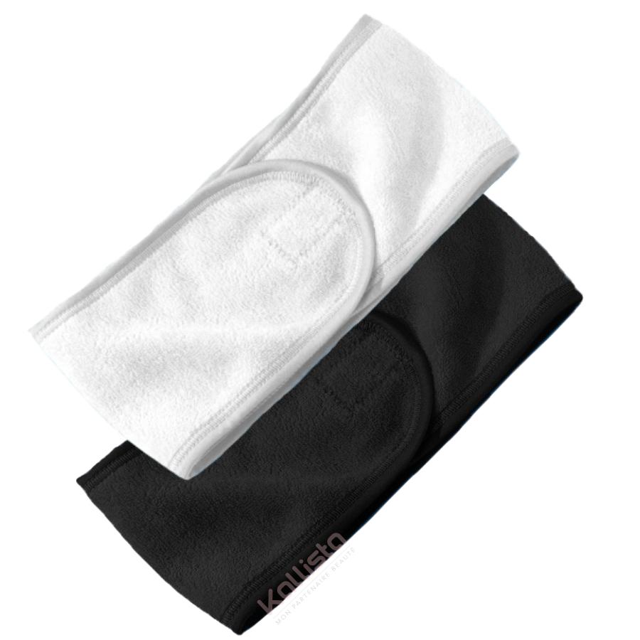 Bandeau de soin visage - Lavable, réglable et de qualité professionnelle