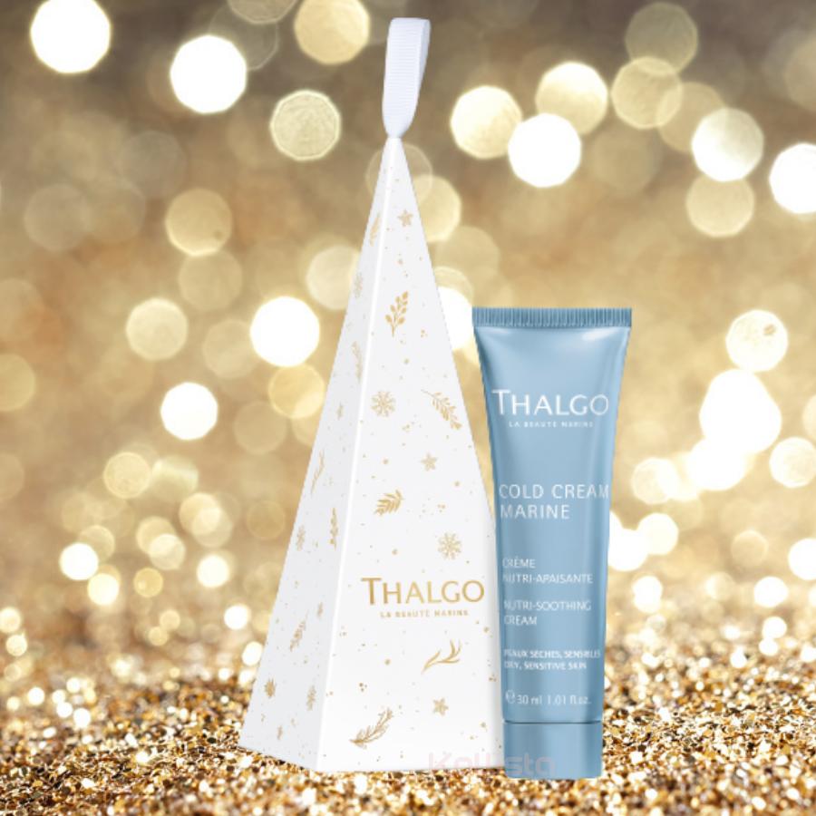 Surprise de Noël Thalgo - Crème visage Nutri-Apaisante 30 ml - Peaux sèches