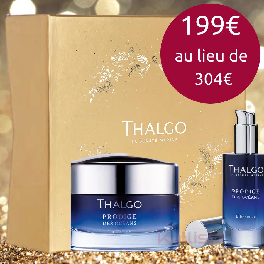 Coffret Thalgo Premium - Toutes peaux - Prodige des Océans - 2 produits visage